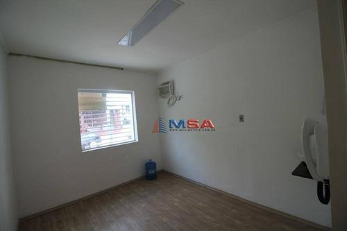 Imagem 1 de 18 de Casa Comercial À Venda, Pompéia, ( 6 Salas Prontas, Ideal  Para Locação ). - Ca0750