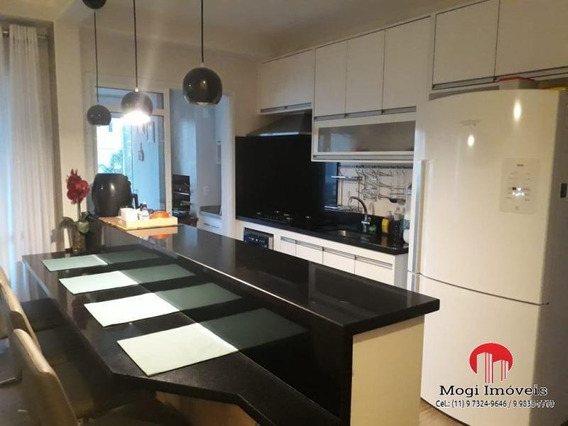 Apartamento Para Venda Em Mogi Das Cruzes, Vila Suissa, 3 Dormitórios, 1 Suíte, 3 Banheiros, 2 Vagas - _2-929458