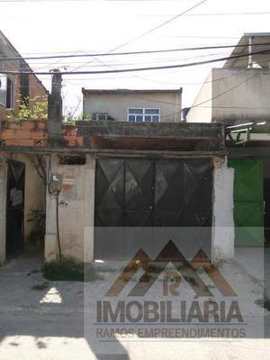 Casa Para Venda Em Duque De Caxias, Parque Da Conquista, 2 Dormitórios, 1 Banheiro, 1 Vaga - 0830