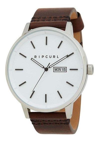 Relógio Rip Curl Detroit Leather White