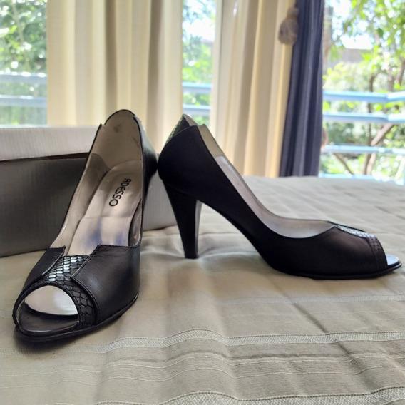 Zapato De Tacos Para Mujer. Talle 37. Solo 3 Usos.