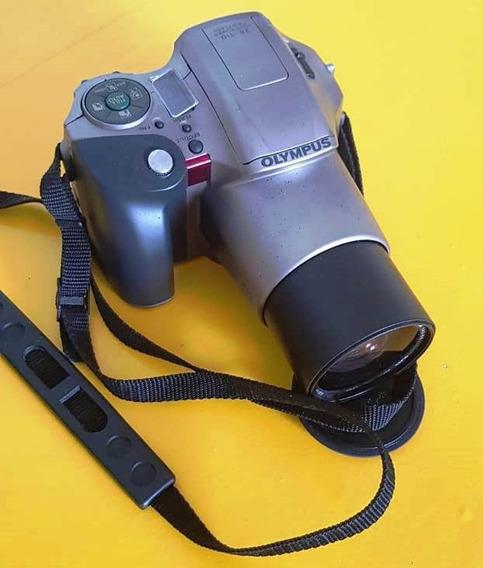 Câmera Fotográfica Olimpus Is-200 35 Mm