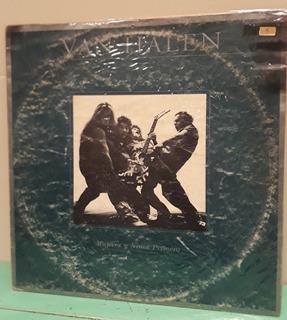 Van Halen Mujeres Y Niños Primero Lp Vinilo 1980