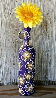 Floreros Decorativos Material Reciclable