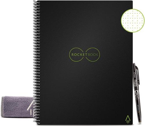 Cuaderno Rocketbook 22x28cm / Reusable Por Siempre