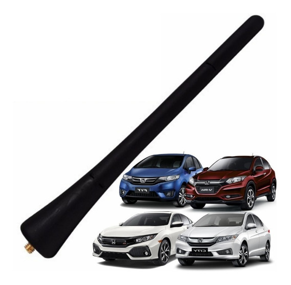 Haste Antena Universal Honda City New Fit Crv Civic Hrv