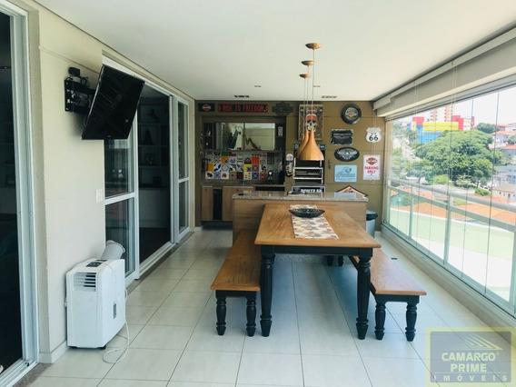 Apartamento Com 3 Suítes Na Vila Mariana - Eb84736