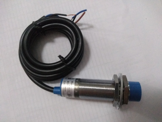 Sensor Indutivo Lj18a3-8-z-/bx6-36v Npn Diâmetro 18