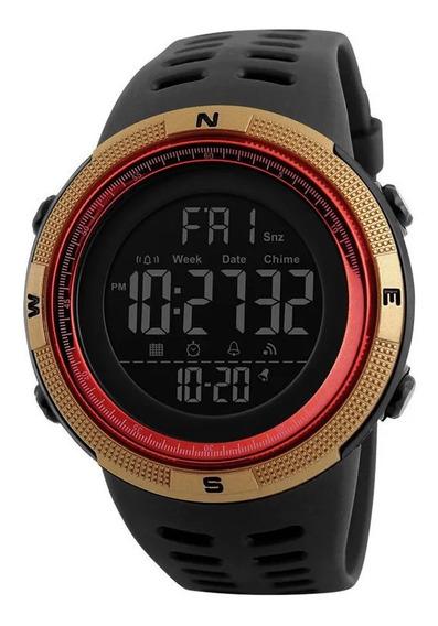 Relógio Skmei 1251 Esportivo Original Prova D`água 50m