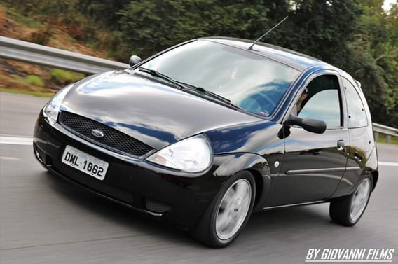 Ford Ka 2004 1.3 Turbo Rodas Liga Suspensão Freio Preparado