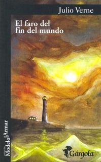 El Faro Del Fin Del Mundo - Julio Verne - Envio