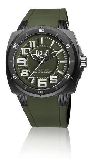 Relógio De Pulso Everlast Masculino Caixa Abs E680