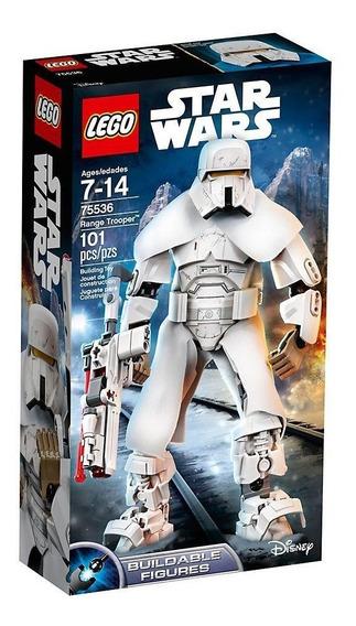 Lego Star Wars Constraction Soldado De Largo Alcance 75536