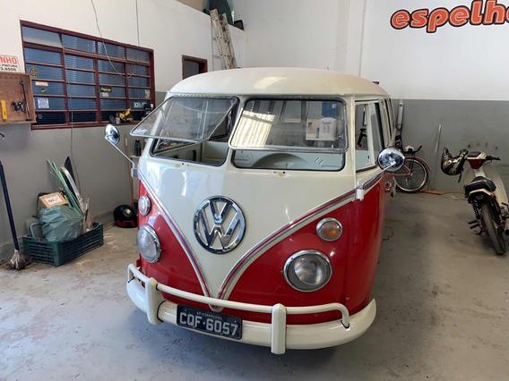 Volkswagen Kombi Corujinha 1973