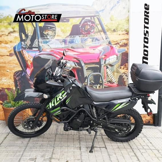 Kawasaki Klr Kl650 Negra 2014