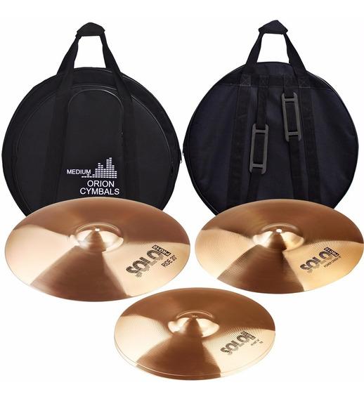Kit Prato Orion Sp90 Com Bag Solo Pro 10