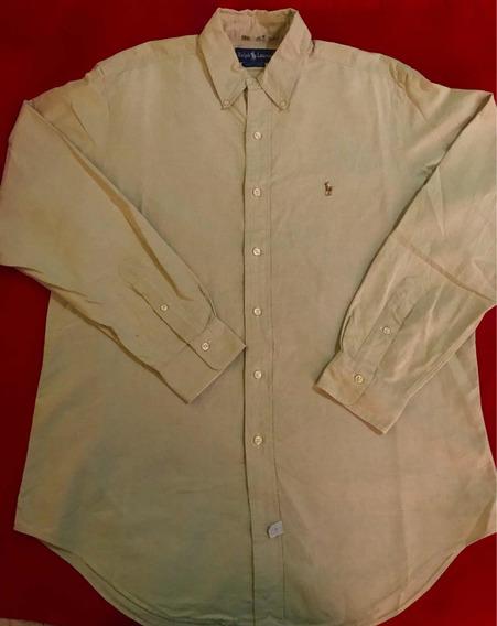 Camisa Polo Ralph Lauren 100% Original Talla L/no Lacoste