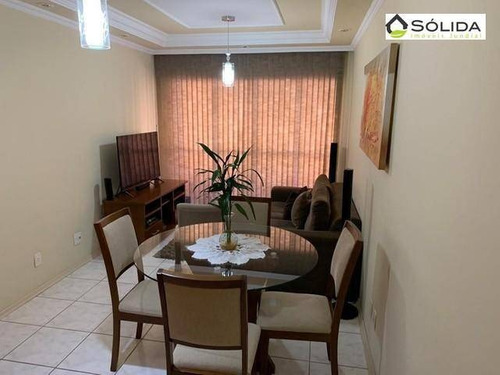 Excelente Apartamento A Venda - Condomínio Residencial Hortolândia V - Jundiaí - Sp - Ap1153