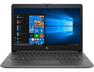 Notebook Hp 14-cm0045la Amd Dual Core A4 9125 4gb W10 Cuotas