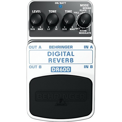 Pedal Para Guitarra Behringer Dr600