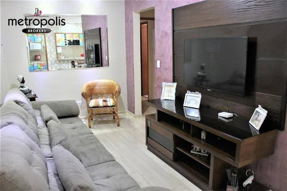 Apartamento Residencial À Venda, Santa Maria, São Caetano Do Sul. - Ap1567