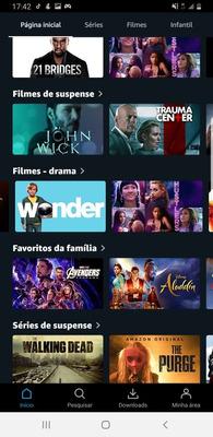 Telas De Globoplay Entre Outros