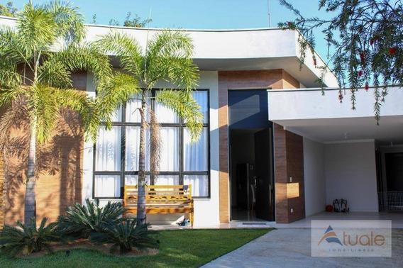 Casa À Venda, 167 M² Por R$ 900.000,00 - Jardim Primavera - Nova Odessa/sp - Ca6746