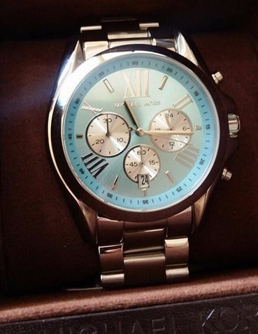 Relógio Michael Kors Bradshaw Mk6099