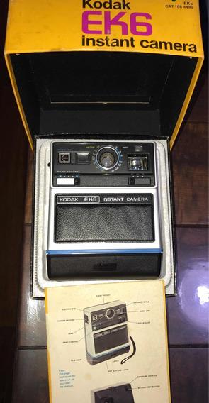 Kodak Ek6. Camera Instantânea