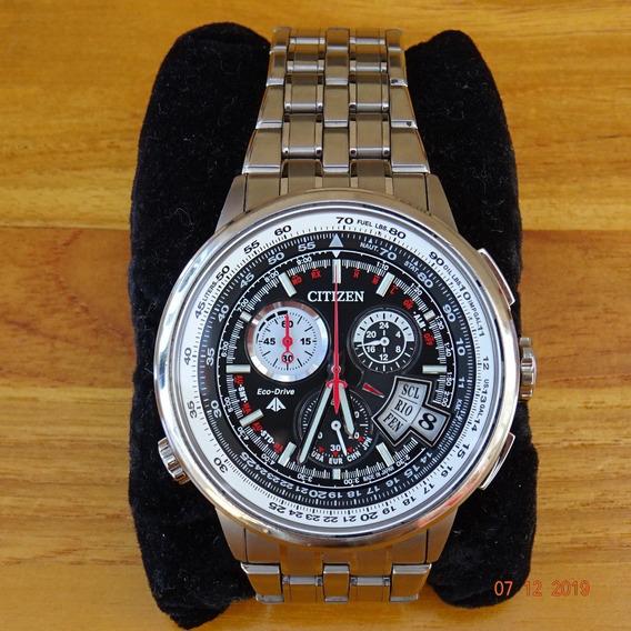 Relógio Citizen Promaster By0010-52e Titânio, Radio Controle