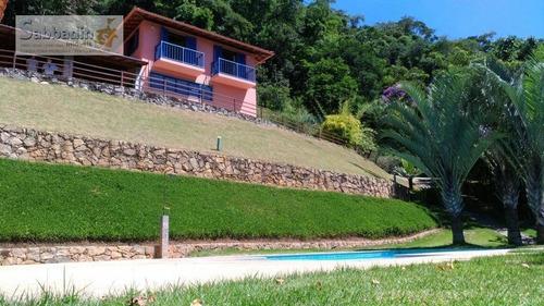 Casa Residencial À Venda, Pedro Do Rio, Petrópolis. - Ca0213