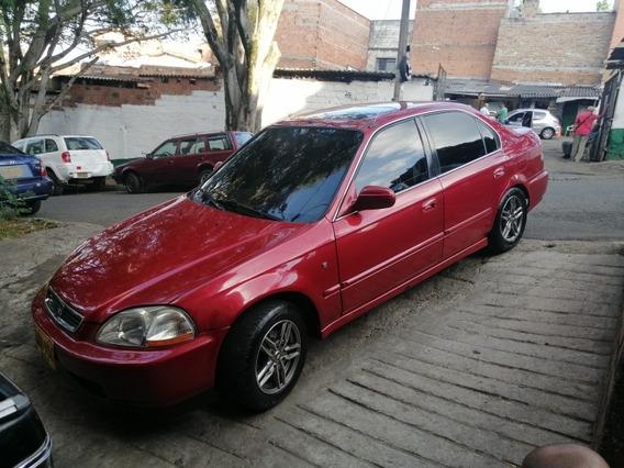 Honda Civic Ex Vvtc