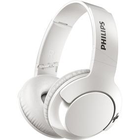 Fone De Ouvido Bluetooth Bass+ Compacto Dobrável Philips