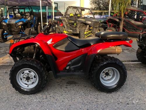 Honda Rancher 420    2013    Motos-one Pinamar