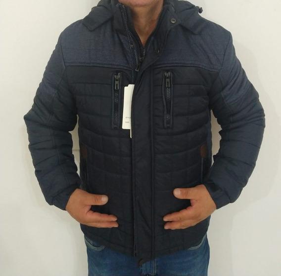 Jaqueta Masculina Peluciada Do M Ao G4 Plus Size Inverno