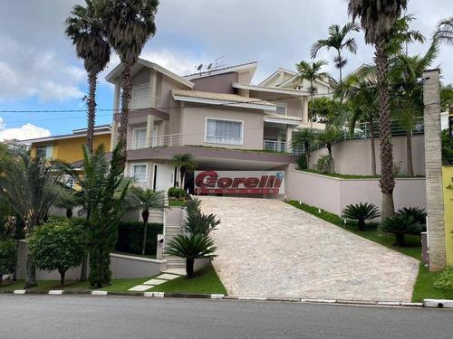 Casa Com 3 Dormitórios À Venda, 1 M² Por R$ 2.000.000 - Condomínio Arujá 5 - Arujá/sp - Ca1773
