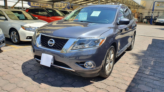 Nissan Pathfinder Exclusive 2014 Impecable !!!!!!