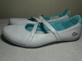 5ae3988d7bf Sapatilha Lacoste Homem - Sapatos no Mercado Livre Brasil