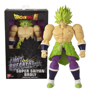 Muñeco Figura Acción Dragon Ball Super Broly Original!!
