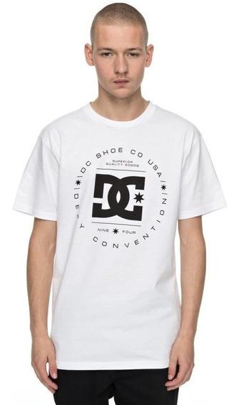 Playera Hombre Dc Shoes Adyzt03910 Camiseta Rebuilt Tee