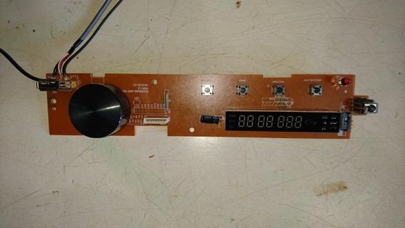 Placa Com Display Do Home Theater Philco Pht820bd