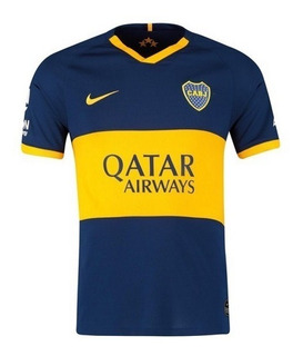 Camiseta Boca Junior Jr Original 2019/20 Torcedor Frete Top