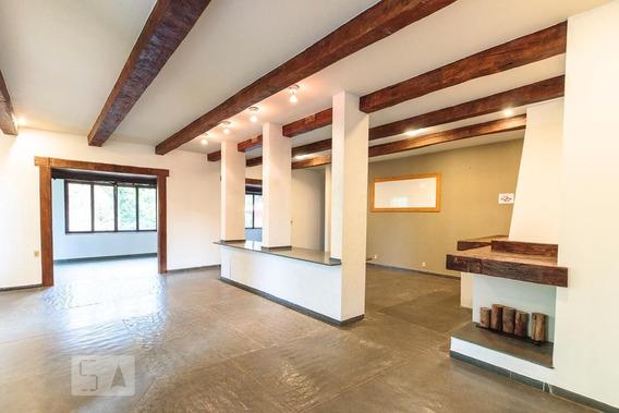Casa Com 4 Dormitórios E 6 Garagens - Id: 892950569 - 250569