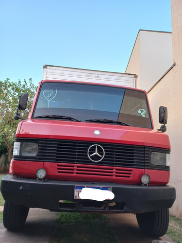 Imagem 1 de 1 de Mercedes-benz 912 Ano 1990