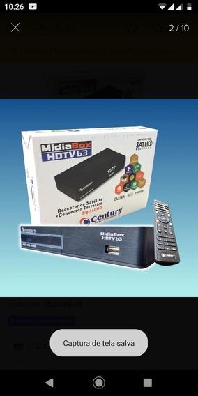 Receptor Mídia Box B3