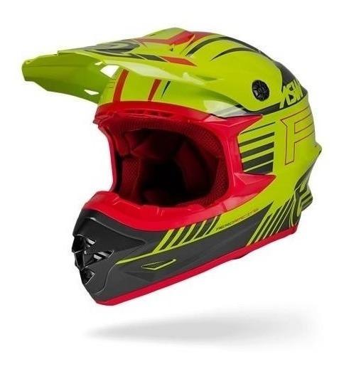 Capacete Asw Modelo: Concept Motocross Lançamento!!!