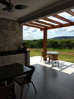 Casa Em Condomínio Campos De Santo Antônio Ii, Itu/sp De 215m² 3 Quartos À Venda Por R$ 950.000,00 - Ca231416