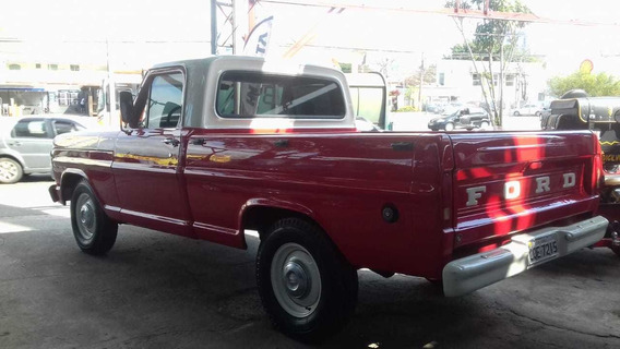Ford F1000 Raridade