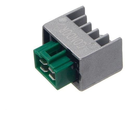 Imagem 1 de 5 de Retificador Voltagem Cg 125 1992, 93, 94, 95, 96, 97, 98, 99