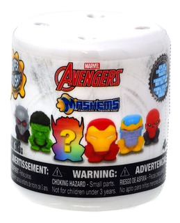 Avengers Mashems Squishies X1 Coleccionable Squishy